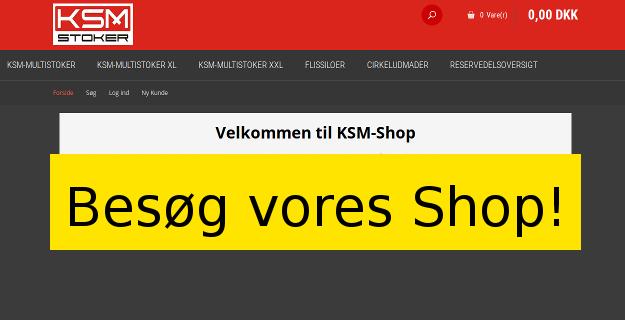 Besøg web-shop